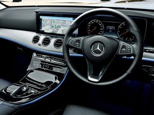 Benz E class 3