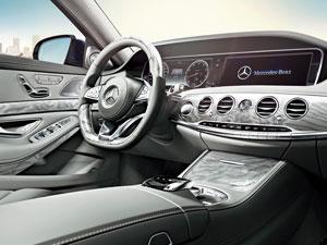 Benz S class 4