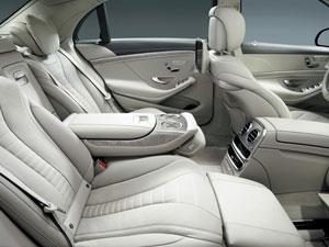 Benz S class 3