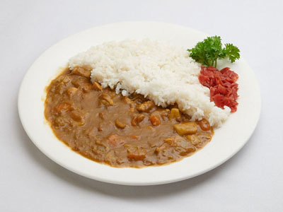 Curry & Rice