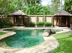 Garden + Pool