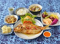 焼き魚セット