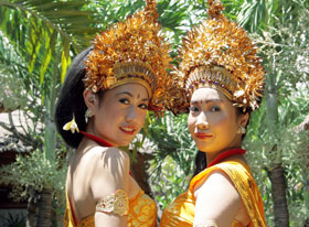 Toya Spa/Balinese Costume