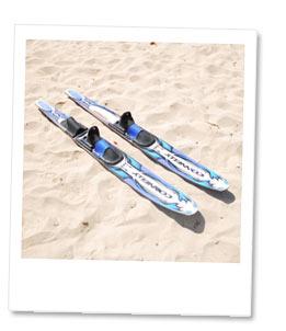 water ski gear