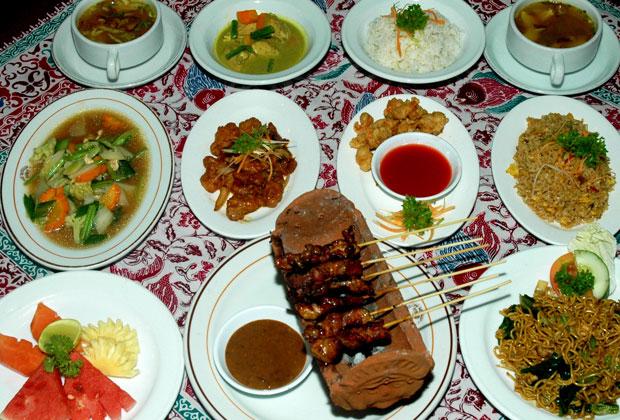 レゴンレストラン写真2