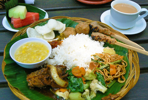 Indonesia Buffet