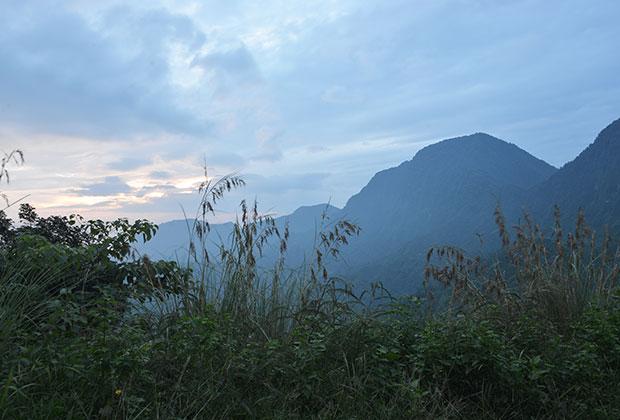 ランプヤン山