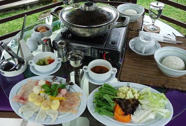 タイスキ風鍋