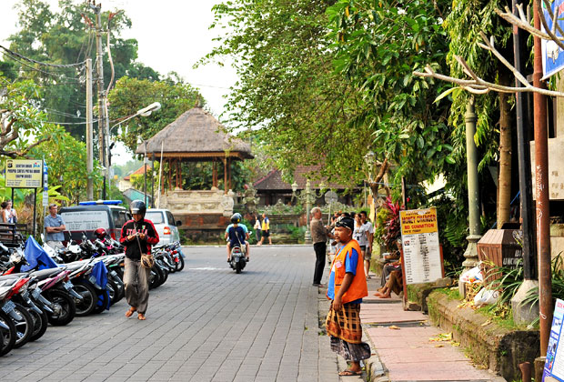 Leaving Ubud