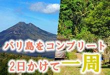 バリ島一周完全マスターコース(世界遺産)