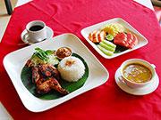 Balinese set menu A