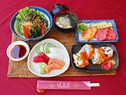 Sashimi & Makimono Combo set