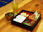 Tenpura Bento Box