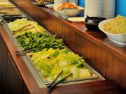 野菜も数種類