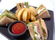 クラブハウス・サンドイッチ