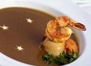 エビのスープ