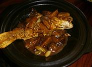 上海風魚の煮込み