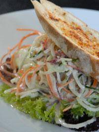 Base Camp Chef Salad