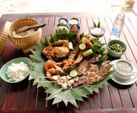 Seafood Basket with Lobster(シーフードバスケット ロブスター付き)