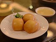 揚げ饅頭(飲茶メニュー)