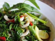 魚介と野菜の創作料理