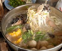 SHABU SHABU タイスキ風鍋