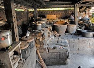 バトゥアン村民家4