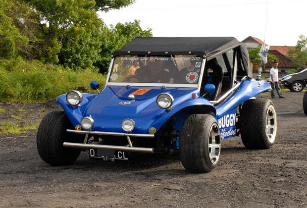 2012年式 バギー 1600CC(ブルー2)
