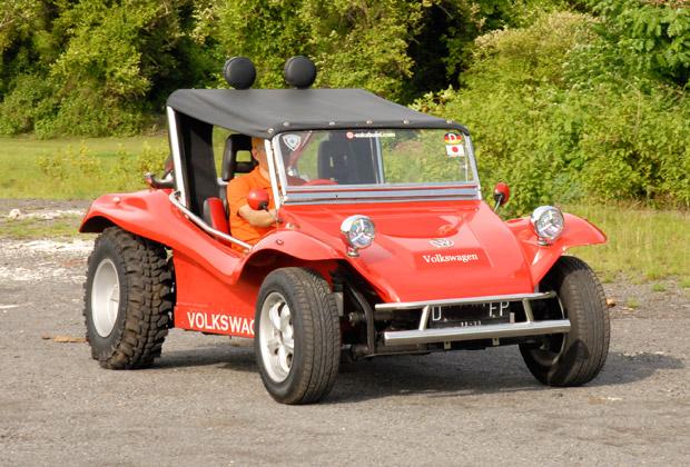 2012年式 バギー 1600CC(レッド2)