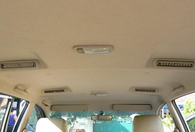 エアコンは1シートにつき1つずつ完備しています