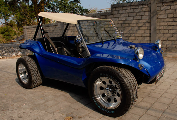 Buggy year 2012 (Made in USA) 2000CC(Blue 1)