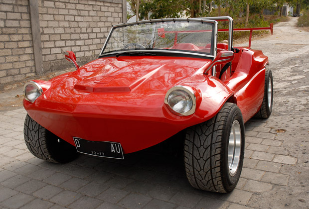 Buggy year 2012 2000CC(Red 1)