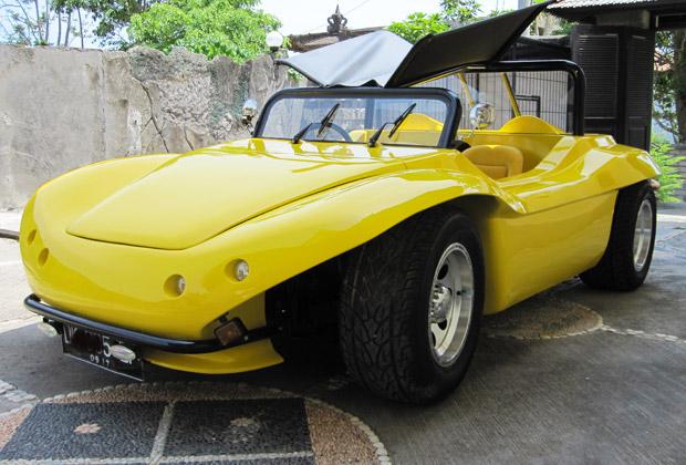Buggy year 2012 2000CC(Yellow)