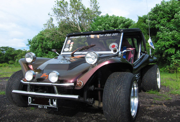 Buggy year 2011 1700CC(Chameleon)