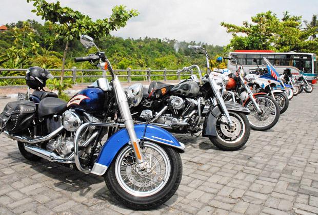 Enjoy Touring in Bali
