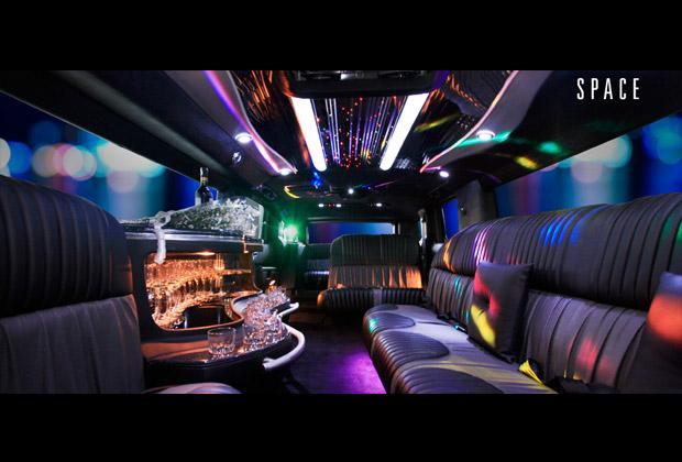 Gorgeous Limousine Room