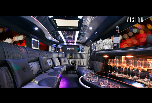 Bar in Limousine