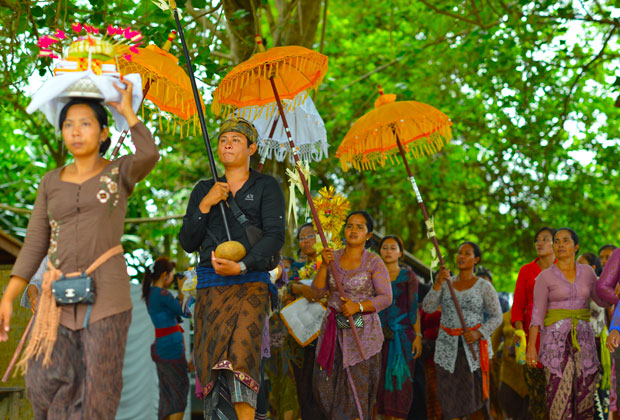 団体・学生旅行におすすめ!バリ島ターゲットの文化体験