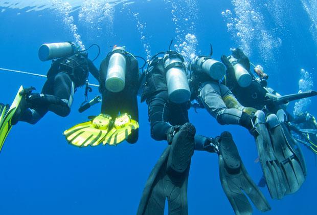団体・学生旅行におすすめ!バリ島ターゲットのダイビング