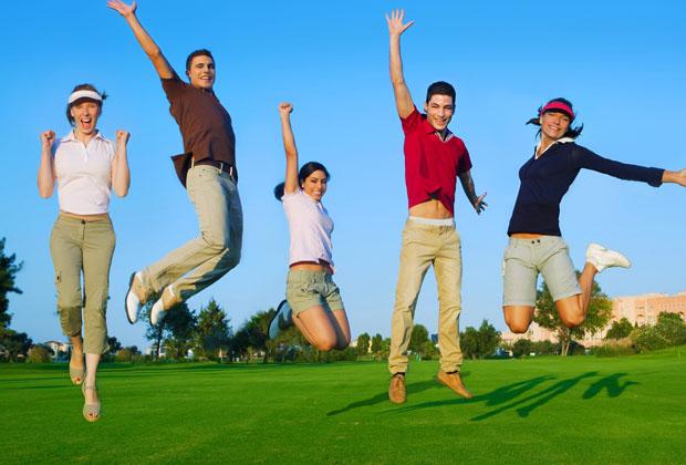 団体・学生旅行におすすめ!バリ島ターゲットのゴルフ