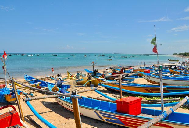 団体・学生旅行におすすめ!バリ島ターゲットの観光地図