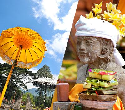 バリ島 バリの世界遺産 完全制覇ツアー 画像