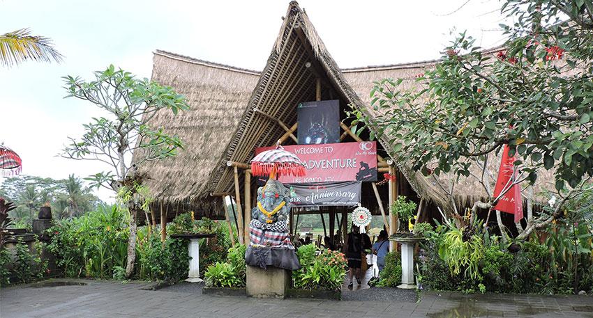 KUBER BALIのレストラン