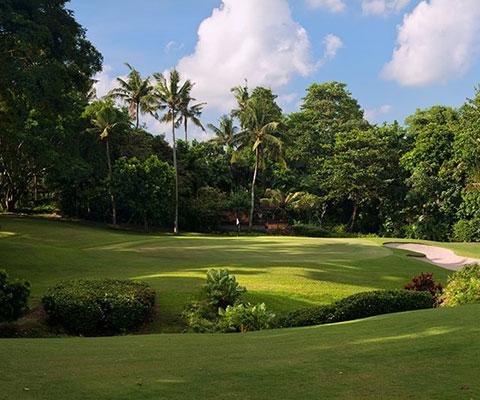 アジアのベストゴルフコースに選ばれたこともあります
