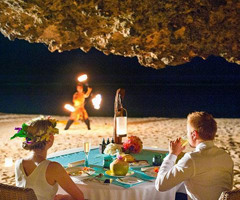 バリ島 プライベートディナー
