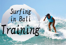 Bali Surfing Training Camp (7 days) in Balangan