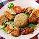 夕食(インドネシア料理)