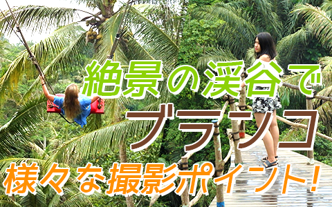 バリ島 Uma Pakel Bali Swing 特徴