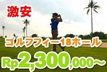 バリ島 観光バリ ナショナル ゴルフ クラブ