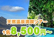 バリ島 観光いたれりつくせり キンタマーニ温泉ツアー